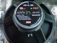 Speaker 15 Acr 15200 harga berbagai merk dan macam speaker masroni alkhitat