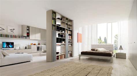 open space bedroom design flowing open interiors from euromobil