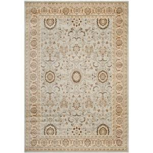 6x9 area rugs home depot safavieh florenteen grey ivory 9 ft x 12 ft area rug