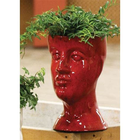 head planter pots for sale plant and flower planters from bellacor leaders in home
