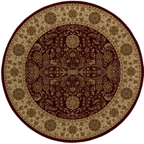 7 X 7 Area Rugs Momeni Lovely 7 Ft 10 In X 7 Ft 10 In Area Rug Royalry 03red7a7r The Home Depot