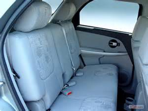 image gallery 2005 equinox seating