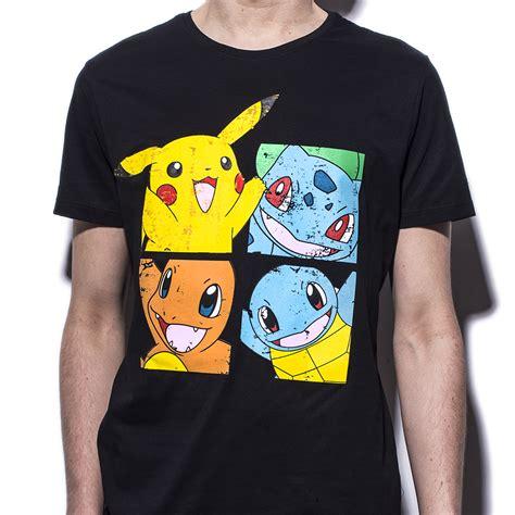 Tshirt Pikachu30 pok 201 mon pikachu and friends t shirt g2a gear