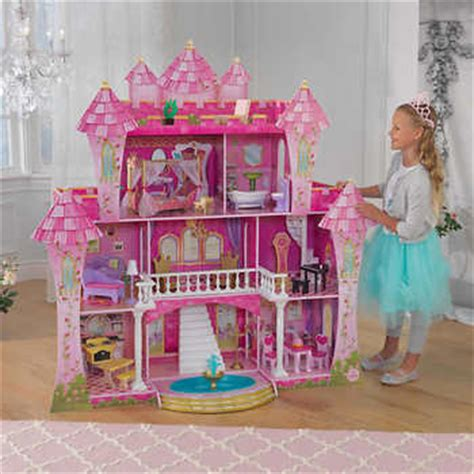costco doll house kidkraft 174 far far away dollhouse