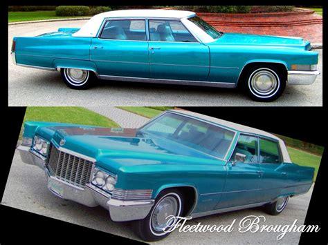 1970 Cadillac Fleetwood 1970 Cadillac Fleetwood Brougham Notoriousluxury