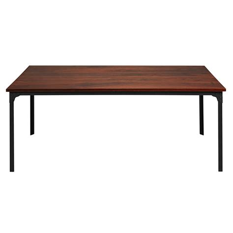 black and brass desk l solid sheesham wood and black dining l 200 cm