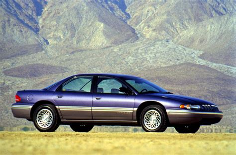 1993 chrysler concorde history pictures value auction sales research and news