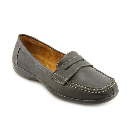 shop naturalizer womens carletta leather dress shoes wide size   shipping today