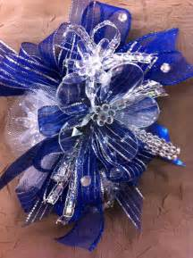 royal blue corsage prom 2013 corsage royal blue my work