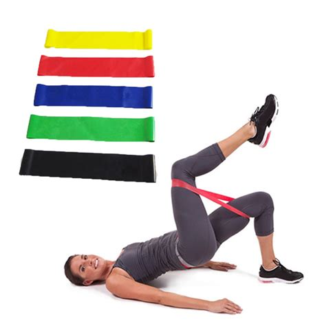 Resistance Band Pilates Exercise Stretch Fitness B Limited popular pilates pilates pilates buy cheap pilates pilates pilates lots from china pilates