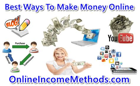 Fastest Way To Make Money Online 2016 - top 10 ways to make money online from internet in 2017 online income methods