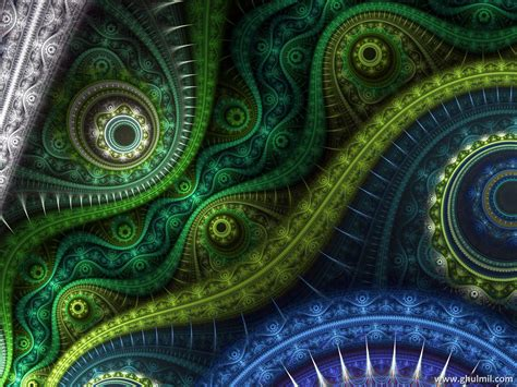 wallpaper 3d high quality psychedelic wallpaper