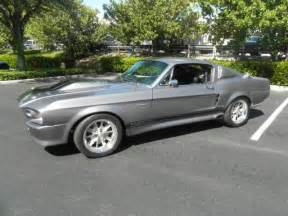 1967 ford mustang shelby gt 500e snake for sale