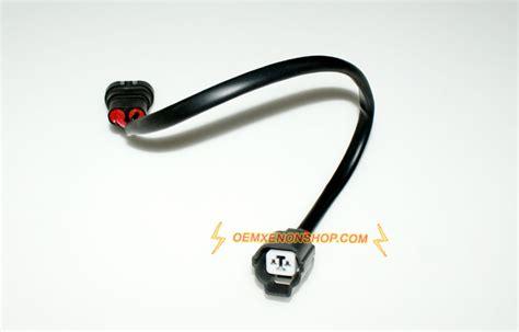 honda cr z xenon headlight oem ballast bulb wires igniter socket replacement