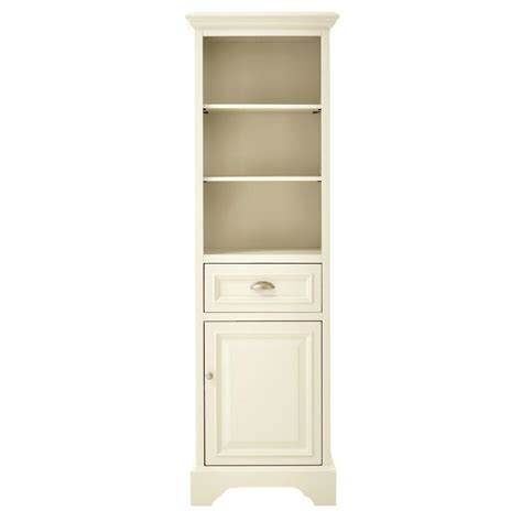 home decorators linen cabinet home decorators collection sadie 20 in w linen cabinet in