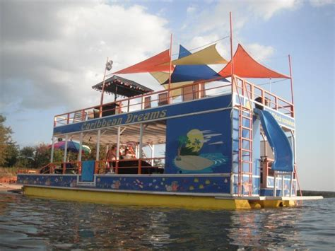 cheap party boats custom party barge 2010 for sale for 72 000 boats from