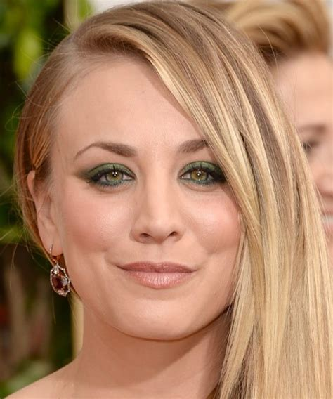 what color does kaley cuocao use in her hair 2014 golden globes beauty trend report blog by jessie holeva
