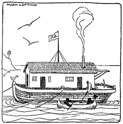 how to draw a boat house no mans land drawing sketch coloring page