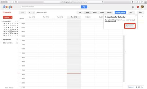 google calendar layout options how to enable material design for google calendar on the web