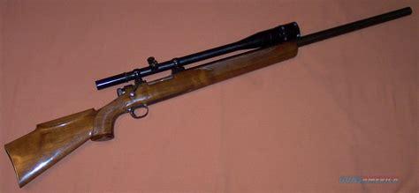 Handmade Rifles - custom arisaka match rifle 240 weatherby magnum w redf
