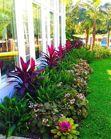 Tropical Front Garden Ideas 25 Best Ideas About Florida Landscaping On Green Names Front Yards And Front