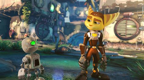 Ps4 Ratchet Clank Reg All will ps4 s ratchet clank be up your arsenal