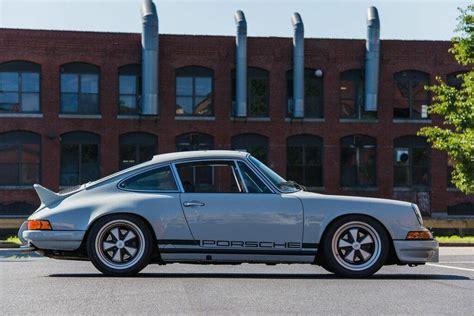 Porsche 911 Retro by 1988 Porsche 911 Retro Kmc Auto