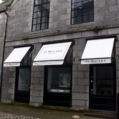 Shop Awnings by Commercial Shop Awning Premiers In Jo Malone S