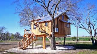 your childhood home the treehouses of