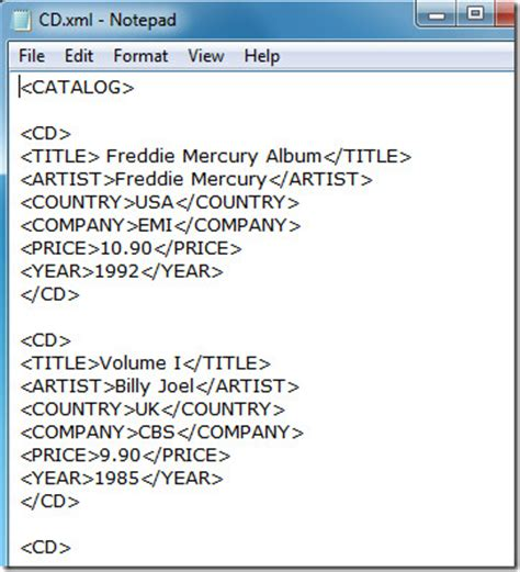 format file xml office excel 2010 working with xml format