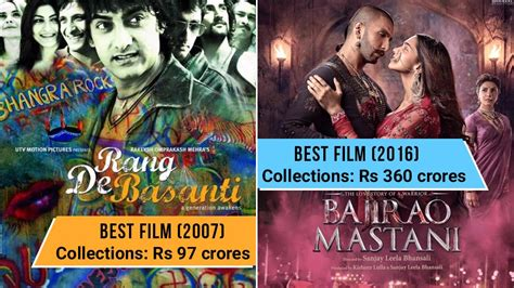 film india recommended in the past decade these bollywood movies won filmfare