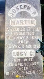 joseph plumb martin 1760 1850 find a grave memorial
