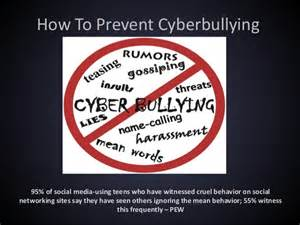 cyberbullying slidedeck