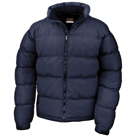 puffer jacket new result mens holkham feel puffer jacket in black navy s 3xl ebay