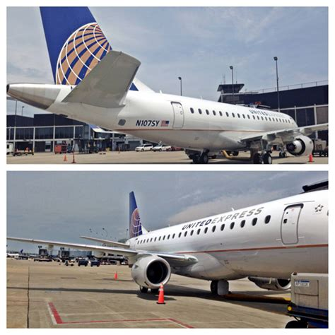 united airlines american airlines embraer 175 world airline news