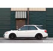 Sticky Feet For Our WRX Wagon  Subaru Impreza