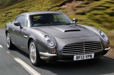 David Brown Aston Martin by David Brown Speedback Gt Review 2017 Autocar