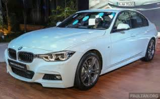 bmw 3 series facelift launched in malaysia