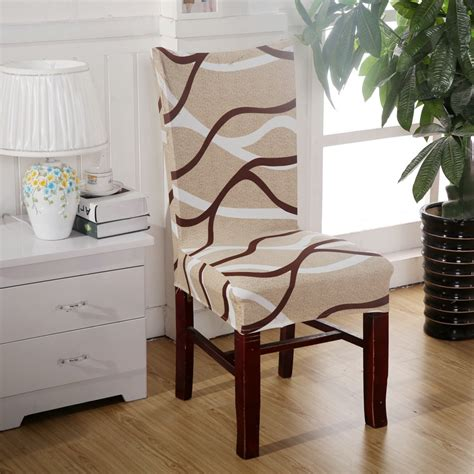dining room chair covers cheap 1 brown curve chair covers cheap jacquard stretch chair covers for dining room decoration