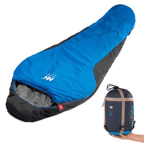 Sleeping Bag 3 outdoor professional mummy sleeping bag walking hiking warm lightweight compact 3 4 season for