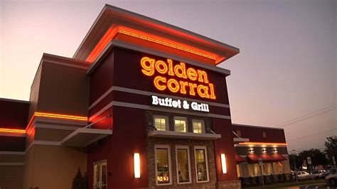 golden moments at a golden corral