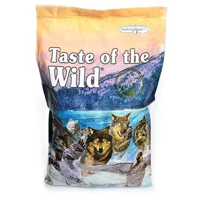 Taste Of The With Roasted 15 Lbs taste of the wetlands canine with roasted fowl