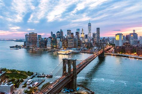 manhattan skyline the top 25 destinations in the according to tripadvisor