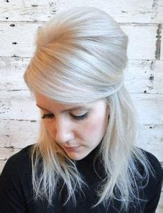 bump hairstyles for medium length hair waterfall braid medium length short hair honey blonde