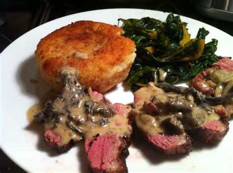recipe shed pan fried goose breast with