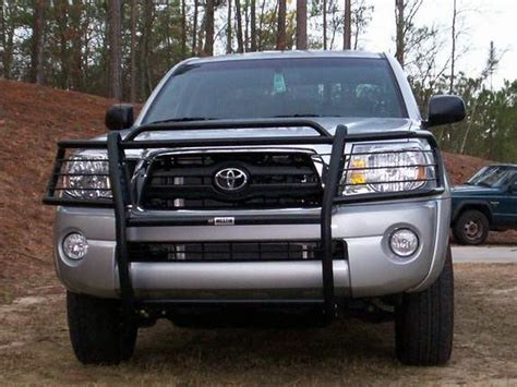 Toyota Tacoma Grill Guard Grill Guards For Toyota Tacoma Autos Post