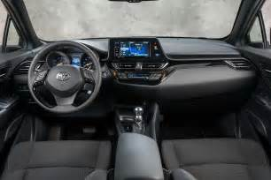 Toyota Interior 2018 Toyota C Hr Drive Review Motor Trend