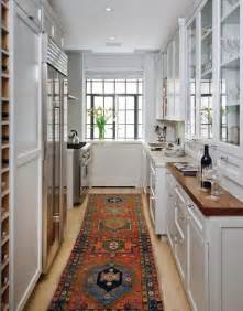 using galley kitchen design the cabinets and appliances line merge into larger space this breakfast nook feels like natural