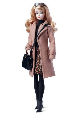 fashion doll value classic camel coat 174 doll the collection