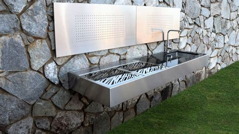 cuisine ext駻ieure luxury barbecues in maybe some soon in